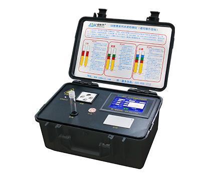 SH-550型便攜式多參數檢測儀