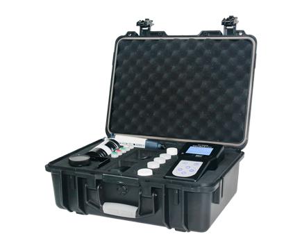 SH-9008型便攜式水質重金屬分析儀