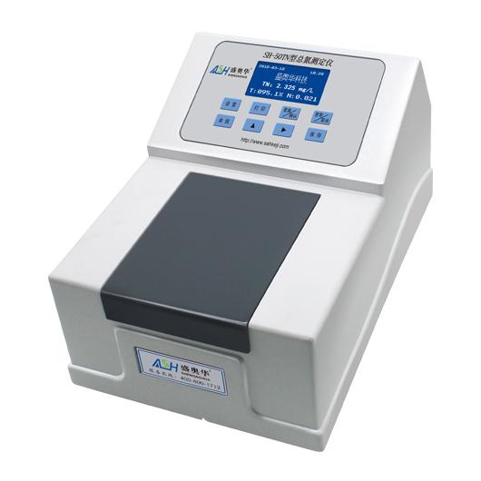 SH-50TN型總氮測定儀