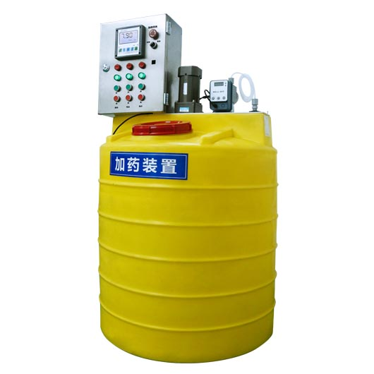 SH-100JY型全自動加藥裝置